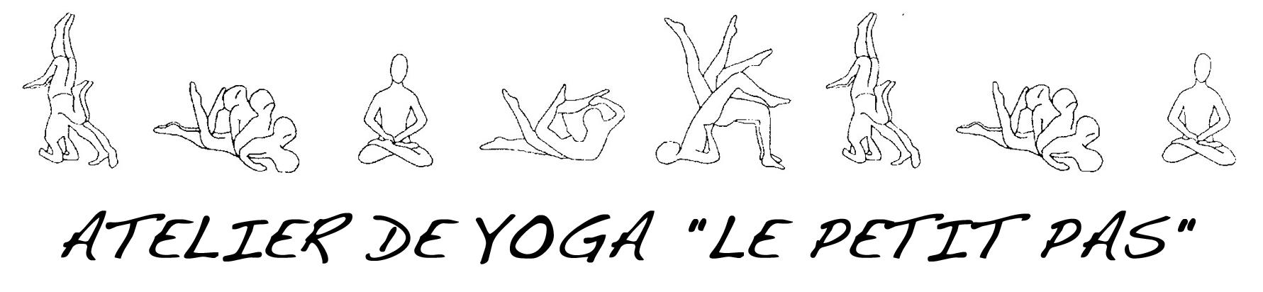 """""""Le petit pas"""", atelier de yoga"""